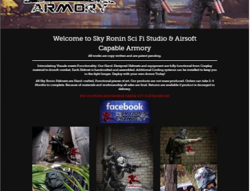 Sky Ronin Armory!