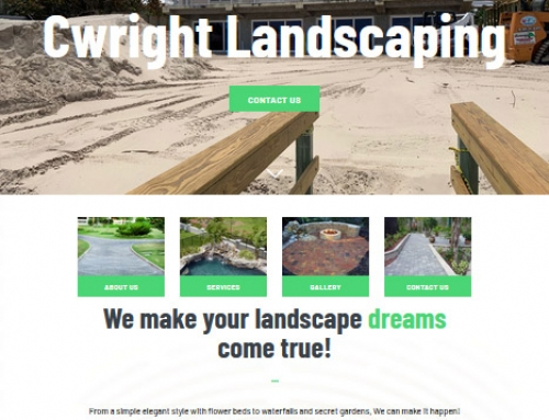 Cwright Landscaping