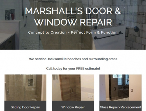 Marshall's Door & Window Repair