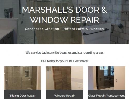 Marshall's Door & Window Repair